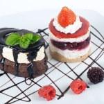Desserts — Stock Photo #5012405
