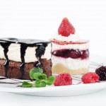 Desserts — Stock Photo #5012486