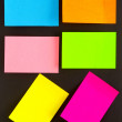 Stock Photo: Sticky notes