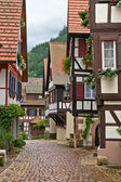 The village of Schiltach in the Black Forest, Germany — Stock Photo