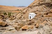 White chapel in Fuerteventura, Canary Islands, Spain — Stock Photo