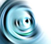 Sfondo blu twirl — Foto Stock