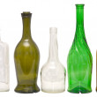 Empty bottles — Stock Photo #4362161