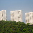 Apartment blocks — Stock Photo