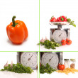 Stock Photo: Scales_1
