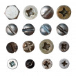 Screws - Stock Photo