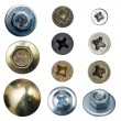 Stock Photo: Screws