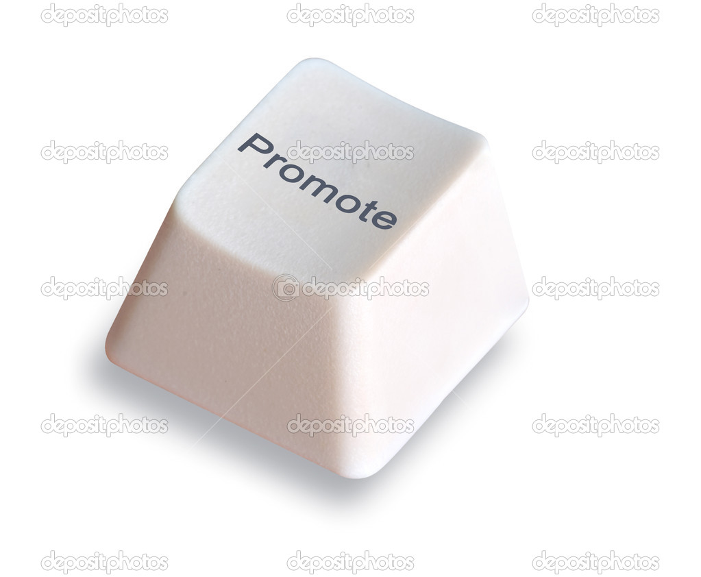 Key for promote  Stock Photo #4774855