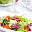 Fresh salad — Stock Photo #4873334