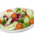 Salad with vegetables - 
