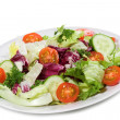 Salad with vegetables - Stockfoto