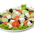 Greek salad - Stockfoto
