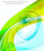 Sök jorden koncept — Stockfoto