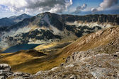 Bulgarian Pirin mountain — Stock Photo