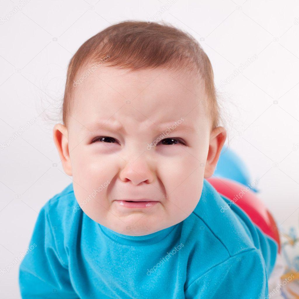 little boy crying essay