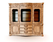 Antieke dressoir — Stockfoto