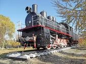 Industrial, locomotive — Stockfoto
