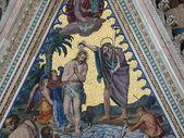 Orvieto - Duomo Facade. — Stock Photo