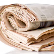 News papers — Stock Photo #4731457