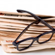 News papers — Stock Photo #4731499