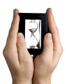 Dispense time — Stock Photo
