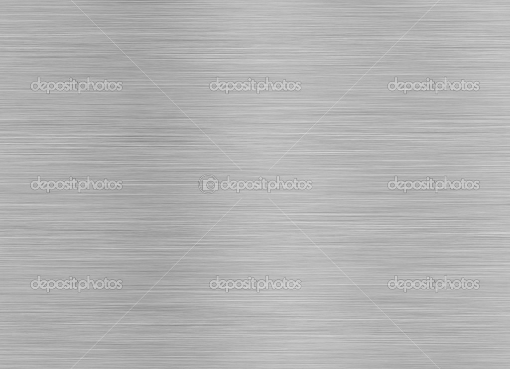 Brashed Steel Background with Space for Text — ストック写真 #4337110