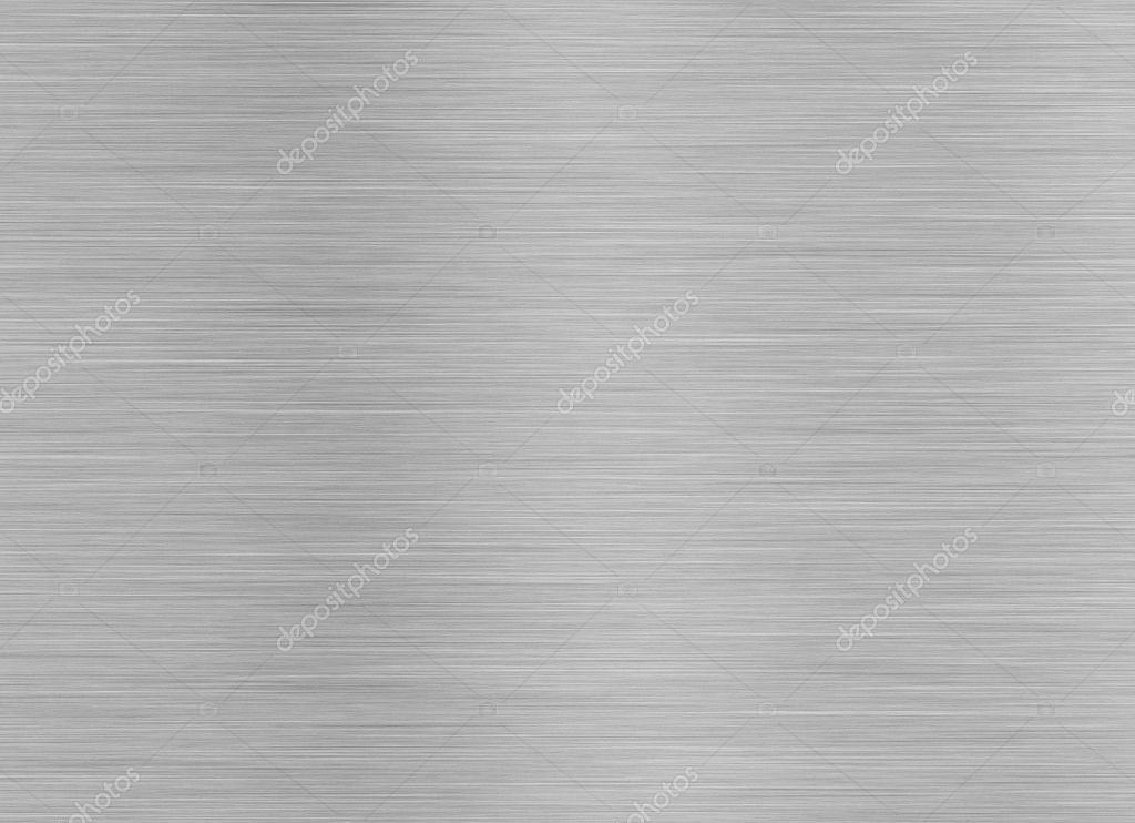 Brashed Steel Background with Space for Text — Stock Photo #4337110