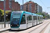Tram - Barcelona — Stock Photo