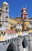Pena Palace - Sintra — Stock Photo