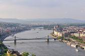 Vista de budapest — Foto de Stock