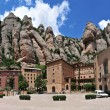Montserrat monastery — Stock Photo #5119909