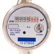 Water meter - Stock Photo