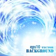 Abstract light blue background — Stock Vector