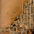 Microcircuit — Stock Photo #4040955