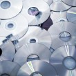 Compact disks — Stock Photo