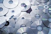 Compact disks — Stock Photo