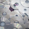Compact disks — Stock Photo #4341320