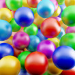 Stock Photo: Color balls