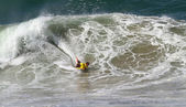 Bodyboarder — Stock Photo