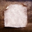 Old paper with burned edges — Stock Photo #3972171