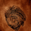 Thumbprint — Stock Photo #3973279