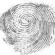 Thumbprint — Stock Photo #3976927