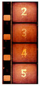 8 mm Film — Stock Photo