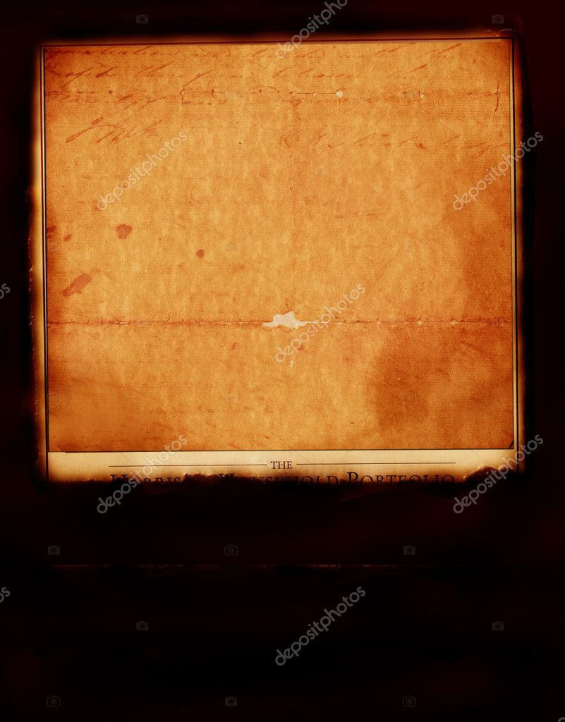Abstract border with newspaper text — Stock Photo #3970739
