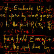 Mathematical background — Foto de stock #4577967
