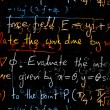 Stock Photo: Mathematical background