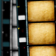 Movie film — Stock Photo #4610704