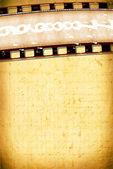 Movie film — Stock Photo