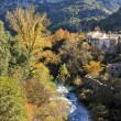 Village in Cevennes — Stock Photo