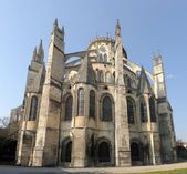 Cathedral of Bourges — Stock Photo
